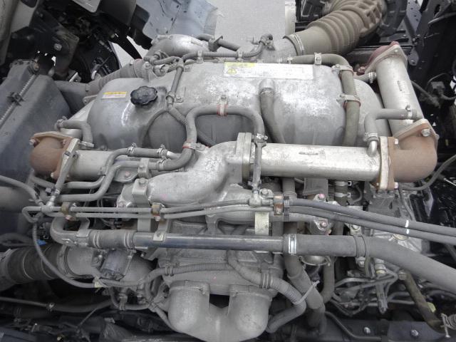 いすゞ H27 ギガ ハイルーフ 4軸低床 アルミウィング  画像21