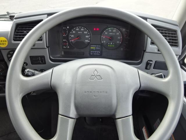 三菱 H27 ファイター 増トン 低温冷凍車 格納PG 画像19