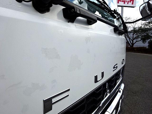 三菱 H27 ファイター 増トン 低温冷凍車 格納PG 画像25