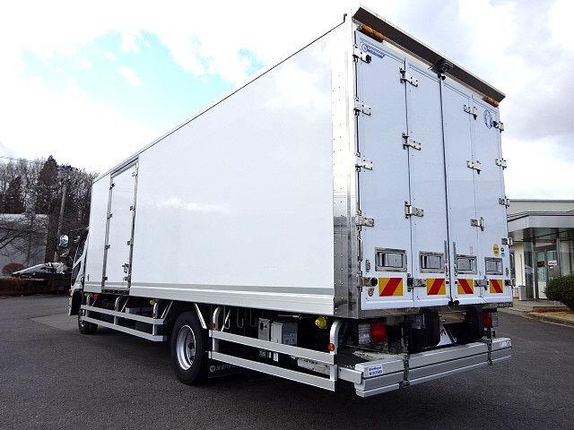 三菱 H27 ファイター 増トン 低温冷凍車 格納PG 画像9