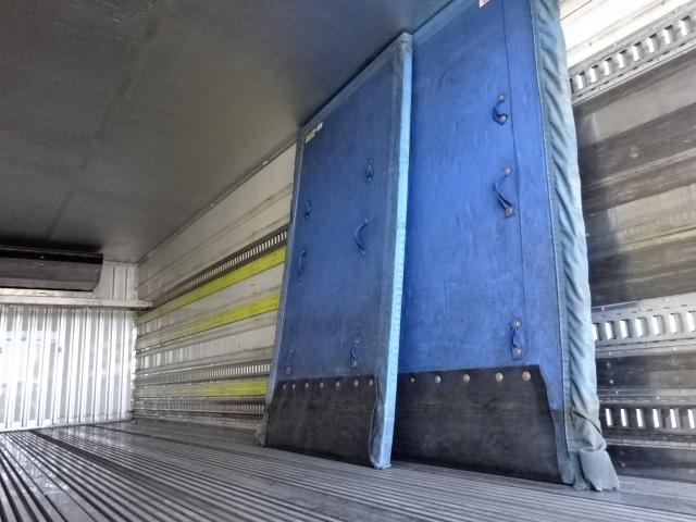 三菱 H27 ファイター 増トン 低温冷凍車 格納PG 画像6