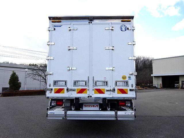 三菱 H27 ファイター 増トン 低温冷凍車 格納PG 画像8