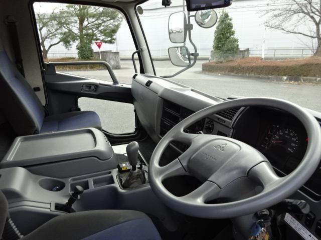 三菱 H27 ファイター 増トン 低温冷凍車 格納PG 画像18