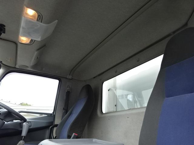 三菱 H27 ファイター 増トン 低温冷凍車 格納PG 画像22