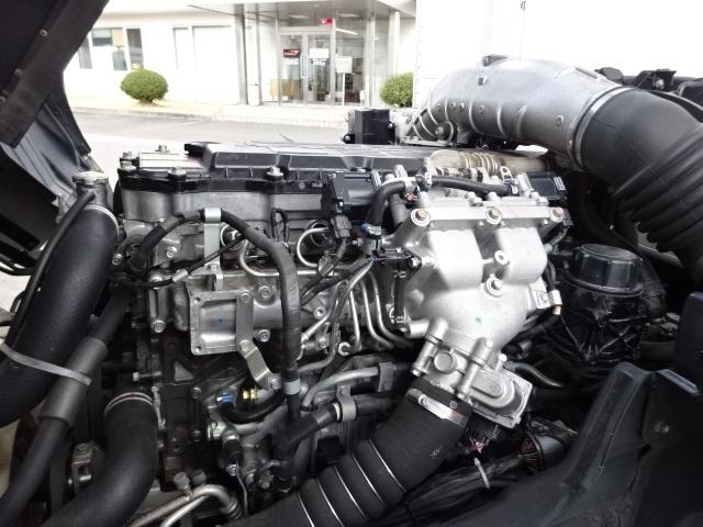 三菱 H27 ファイター 増トン 低温冷凍車 格納PG 画像16