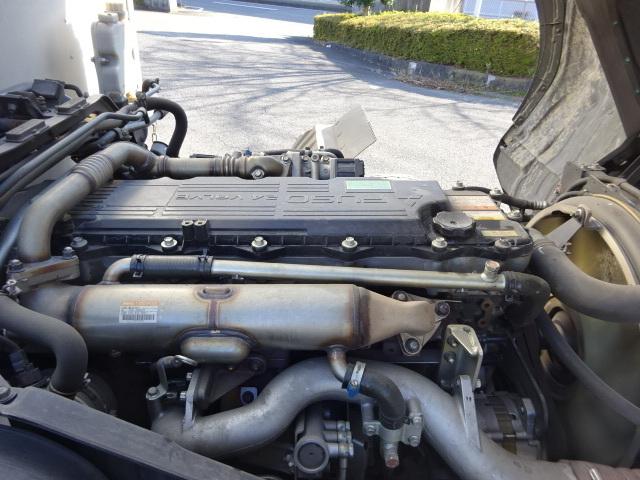 三菱 H25 ファイター セミワイド アルミバン PG付 画像20