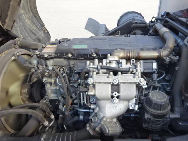 三菱 H25 ファイター セミワイド アルミバン PG付 画像19