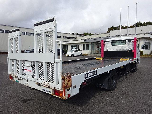 いすゞ H9 エルフ キャリアカー ハイジャッキ 荷台延長スライド 車検付 画像7