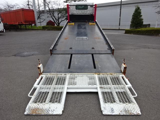 いすゞ H9 エルフ キャリアカー ハイジャッキ 荷台延長スライド 車検付 画像11