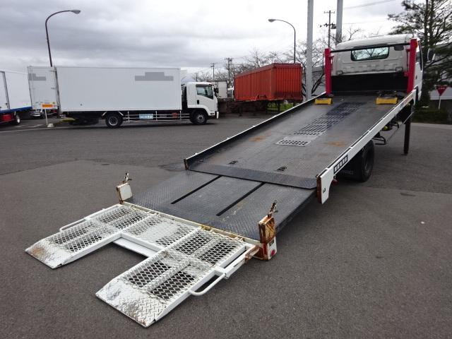 いすゞ H9 エルフ キャリアカー ハイジャッキ 荷台延長スライド 車検付 画像10