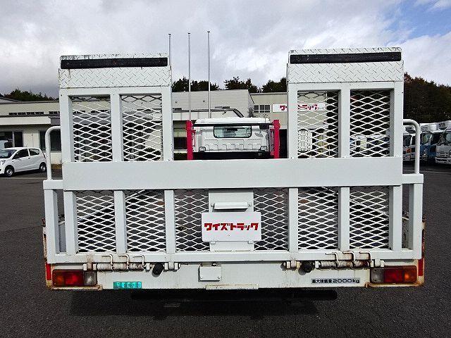 いすゞ H9 エルフ キャリアカー ハイジャッキ 荷台延長スライド 車検付 画像8