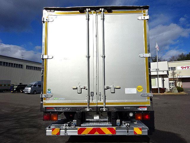 いすゞ H27 フォワード 増トン ワイド 低温冷凍車 格納PG 画像7