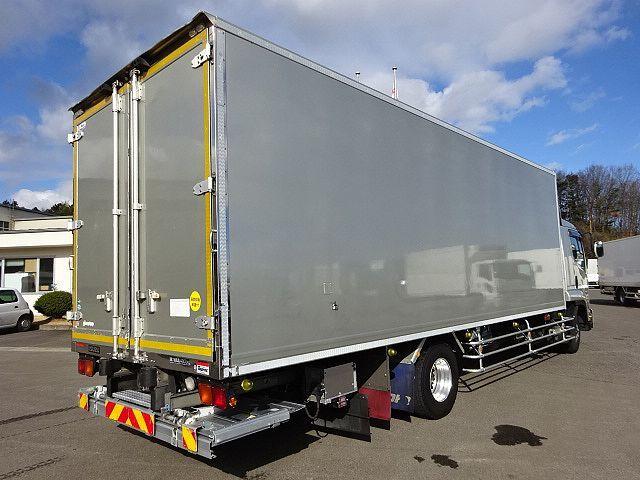 いすゞ H27 フォワード 増トン ワイド 低温冷凍車 格納PG 画像8