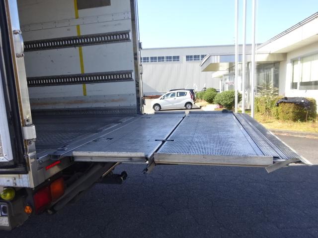 いすゞ H27 フォワード 増トン ワイド 低温冷凍車 格納PG 画像15