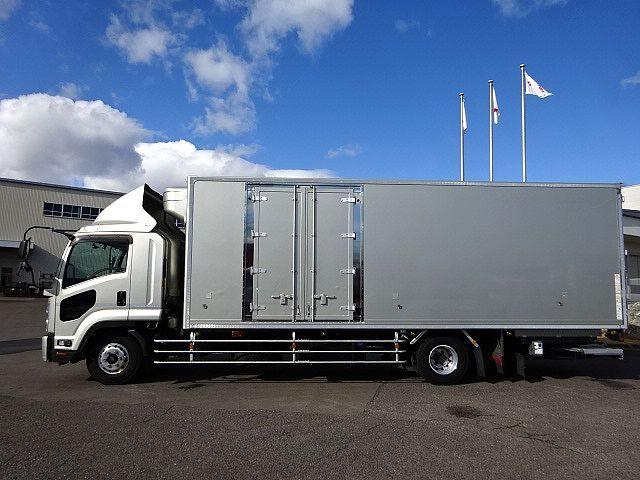 いすゞ H27 フォワード 増トン ワイド 低温冷凍車 格納PG 画像4