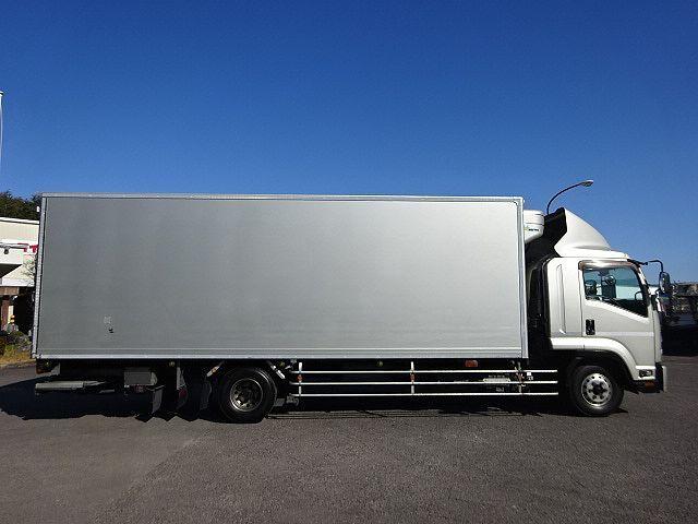 いすゞ H27 フォワード 増トン ワイド 低温冷凍車 格納PG 画像5