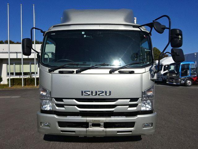 いすゞ H27 フォワード 増トン ワイド 低温冷凍車 格納PG 画像2
