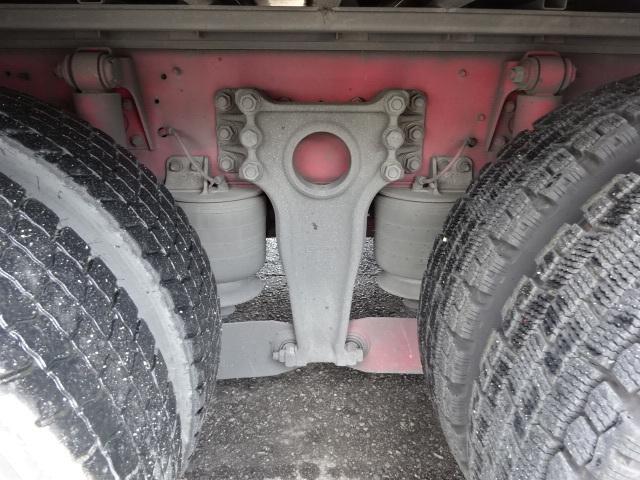 いすゞ H24 ギガ ハイルーフ 4軸低床アルミウィング 格納PG 画像13