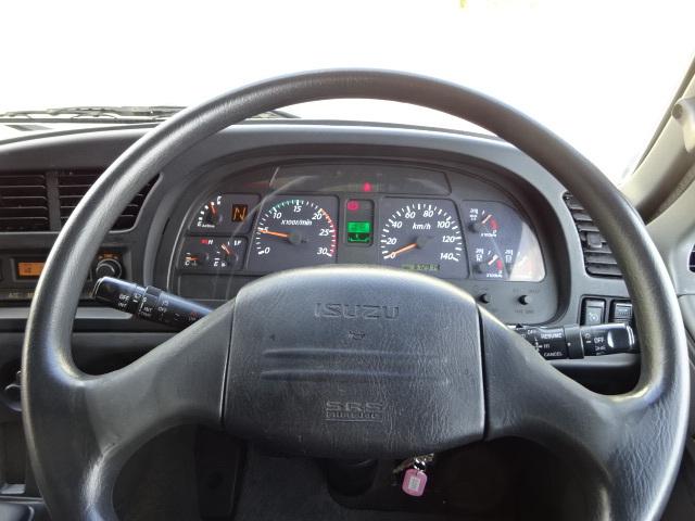 いすゞ H24 ギガ ハイルーフ 4軸低床アルミウィング 格納PG 画像20