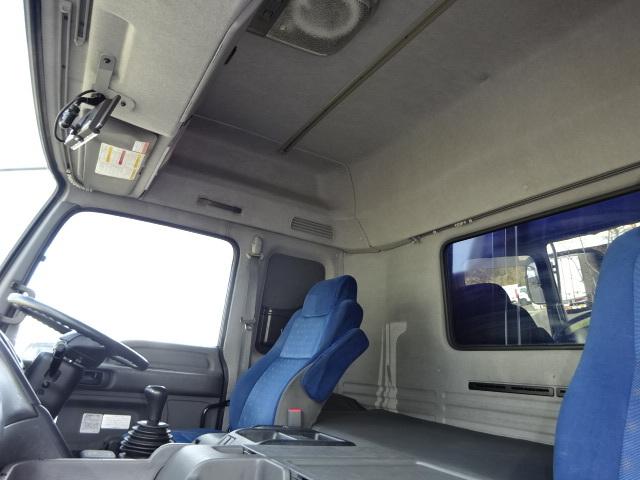 いすゞ H24 ギガ ハイルーフ 4軸低床アルミウィング 格納PG 画像24