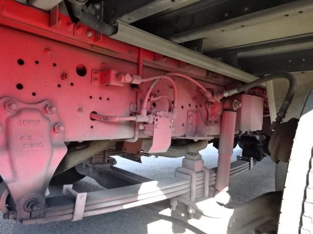 いすゞ H23 ギガ ハイルーフ 4軸低床アルミウィング 格納PG 画像13