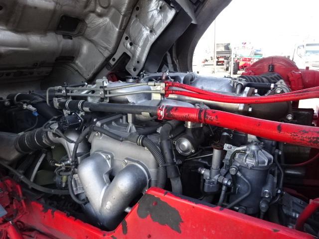 いすゞ H23 ギガ ハイルーフ 4軸低床アルミウィング 格納PG 画像17