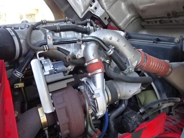 いすゞ H23 ギガ ハイルーフ 4軸低床アルミウィング 格納PG 画像18