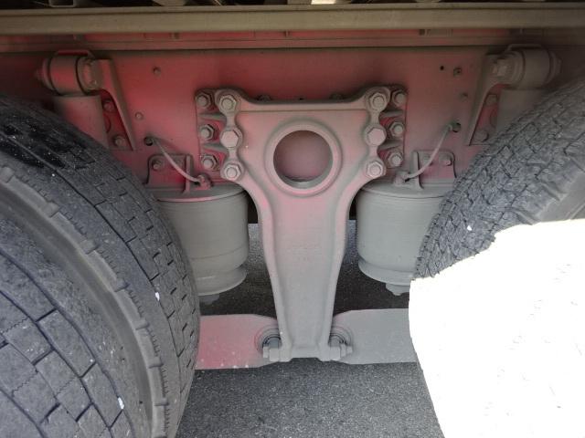 いすゞ H23 ギガ ハイルーフ 4軸低床アルミウィング 格納PG 画像14