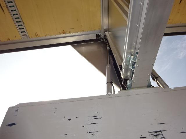 いすゞ H30 ギガ ハイルーフ 4軸低床 アルミウィング  画像13