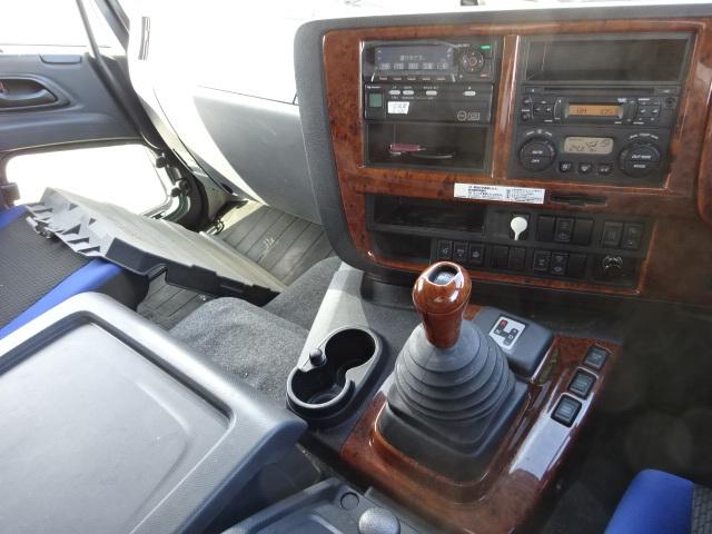 いすゞ H30 ギガ ハイルーフ 4軸低床 アルミウィング  画像29