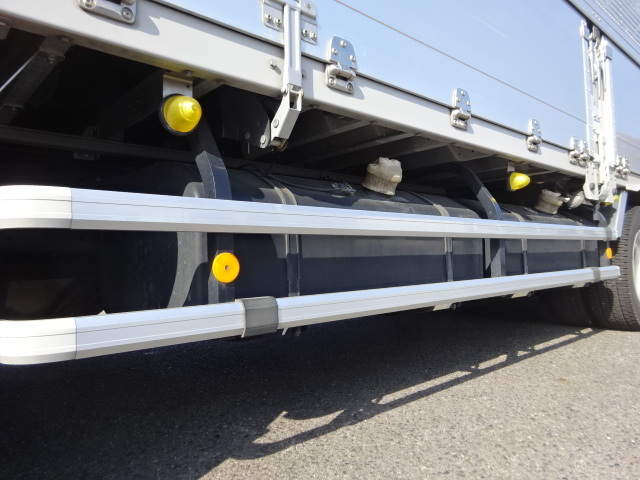 いすゞ H30 ギガ ハイルーフ 4軸低床 アルミウィング  画像22