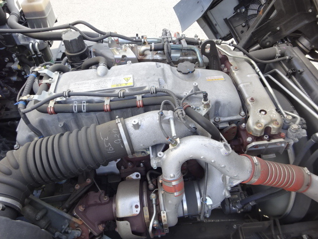 いすゞ H30 ギガ ハイルーフ 4軸低床 アルミウィング  画像25