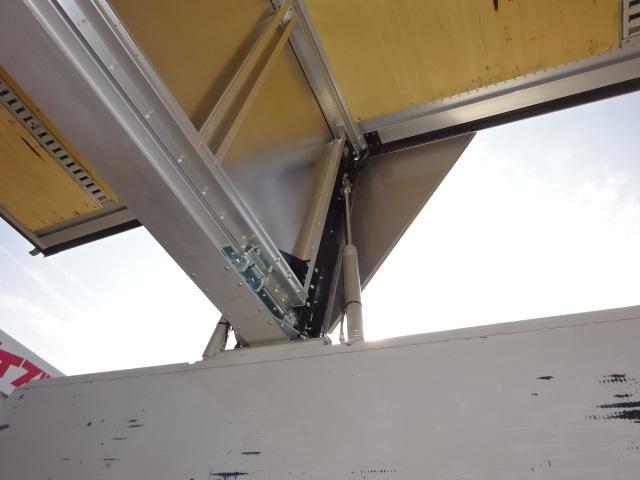 いすゞ H30 ギガ ハイルーフ 4軸低床 アルミウィング  画像12