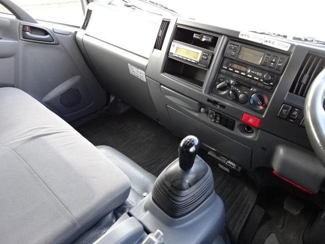 いすゞ H24 エルフ ワイド ロング 低温冷凍車 格納PG 画像21