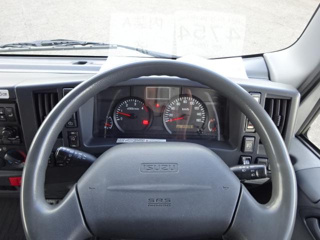 いすゞ H24 エルフ ワイド ロング 低温冷凍車 格納PG 画像19