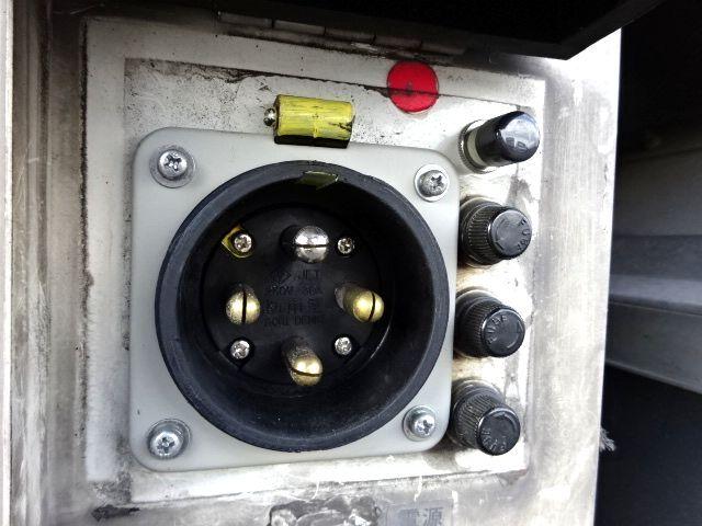 いすゞ H24 エルフ ワイド ロング 低温冷凍車 格納PG 画像12