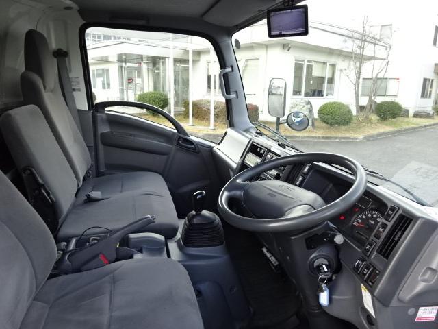 いすゞ H24 エルフ ワイド ロング 低温冷凍車 格納PG 画像18