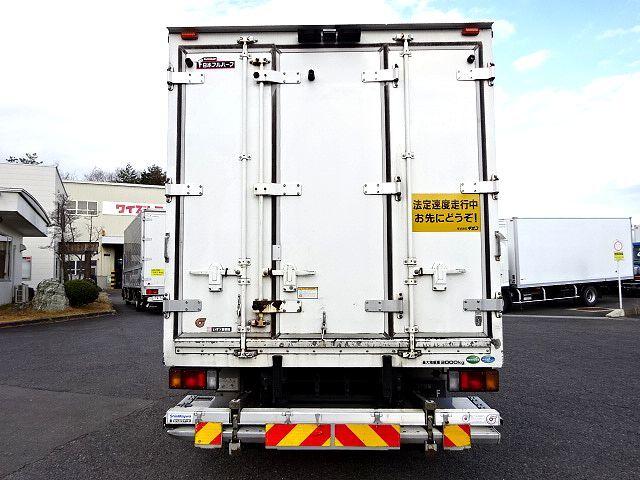 いすゞ H24 エルフ ワイド ロング 低温冷凍車 格納PG 画像7