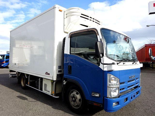 いすゞ H24 エルフ ワイド ロング 低温冷凍車 格納PG 画像3