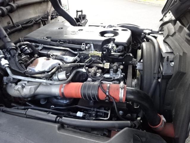 いすゞ H24 エルフ ワイド ロング 低温冷凍車 格納PG 画像17
