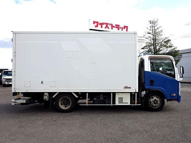 いすゞ H24 エルフ ワイド ロング 低温冷凍車 格納PG 画像5