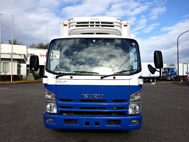いすゞ H24 エルフ ワイド ロング 低温冷凍車 格納PG 画像2