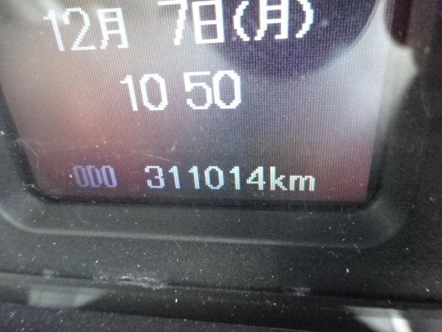 三菱 H21 ファイター 増トン 家畜運搬車 画像9