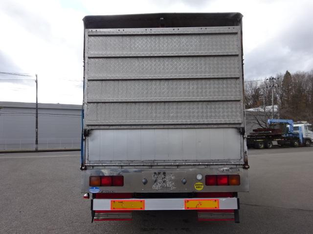 三菱 H21 ファイター 増トン 家畜運搬車 画像5