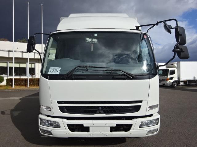 三菱 H21 ファイター 増トン 家畜運搬車 画像2