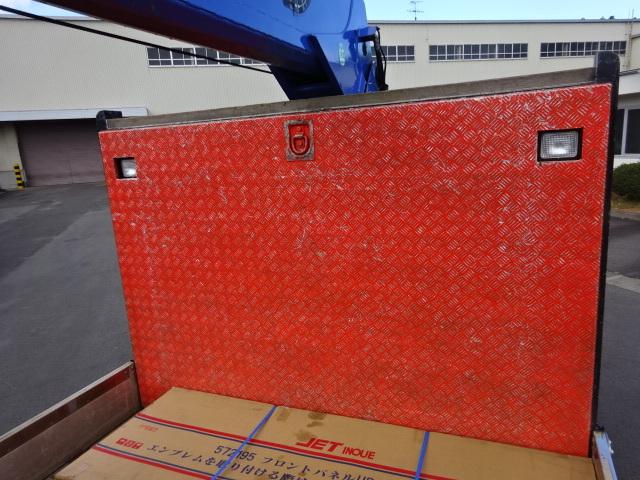 UD H25 クオン 3軸 2デフ アルミブロック 4段クレーン 車検付 画像16