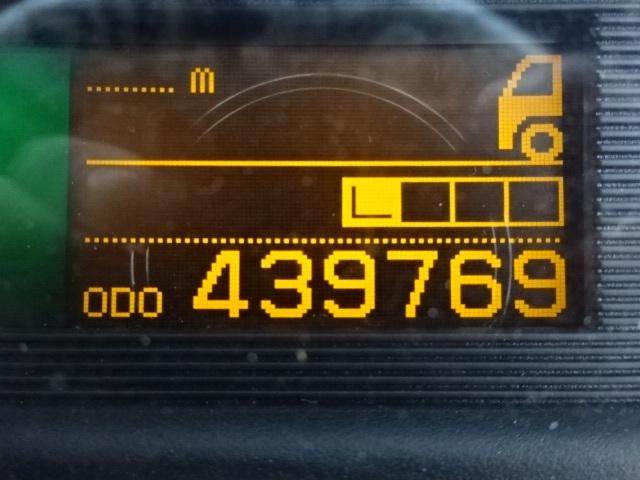 UD H25 クオン 3軸 2デフ アルミブロック 4段クレーン 車検付 画像27