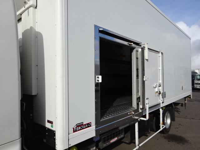 日野 H23 レンジャー ワイド 低温冷凍車 ジョロダー 画像9