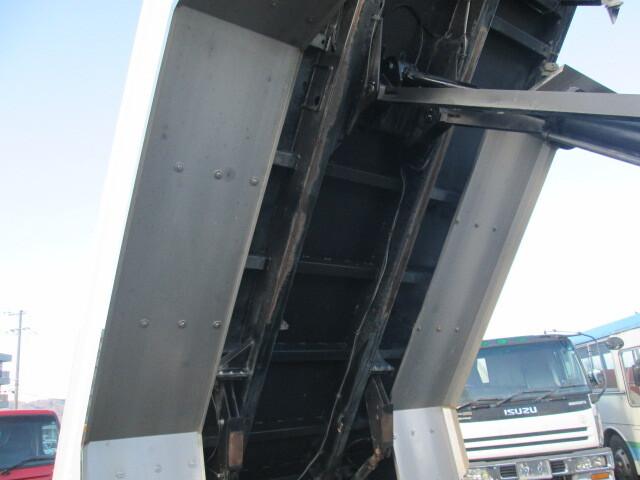 三菱 H30 スーパーグレート ダンプ Lゲート 車検付 画像13