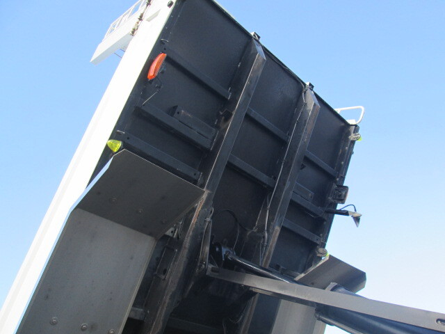 三菱 H30 スーパーグレート ダンプ Lゲート 車検付 画像12